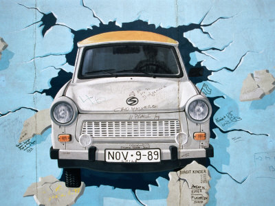 Car German Wall Murals Image